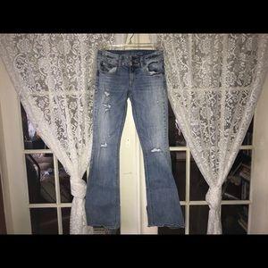American Eagle Artist Stretch Jeans (0)